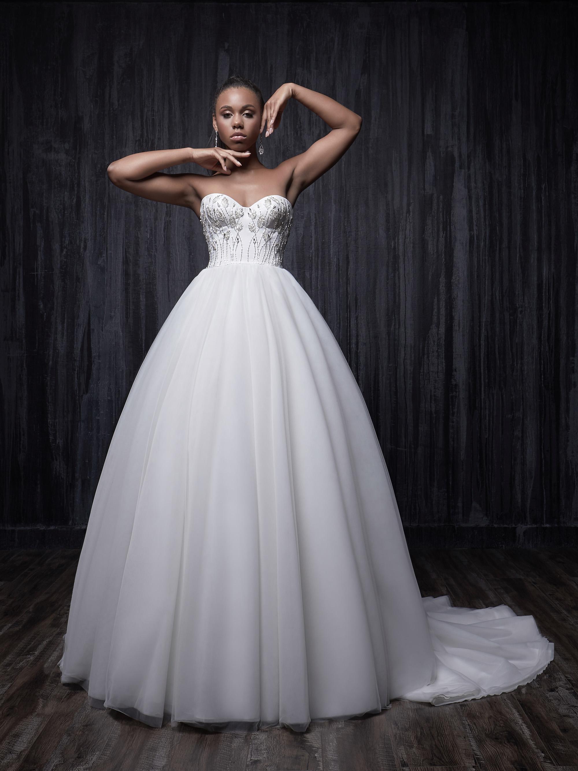 Булчинска рокля Odri