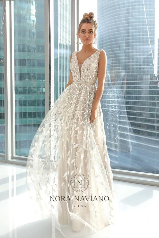 Булчинска рокля Monna