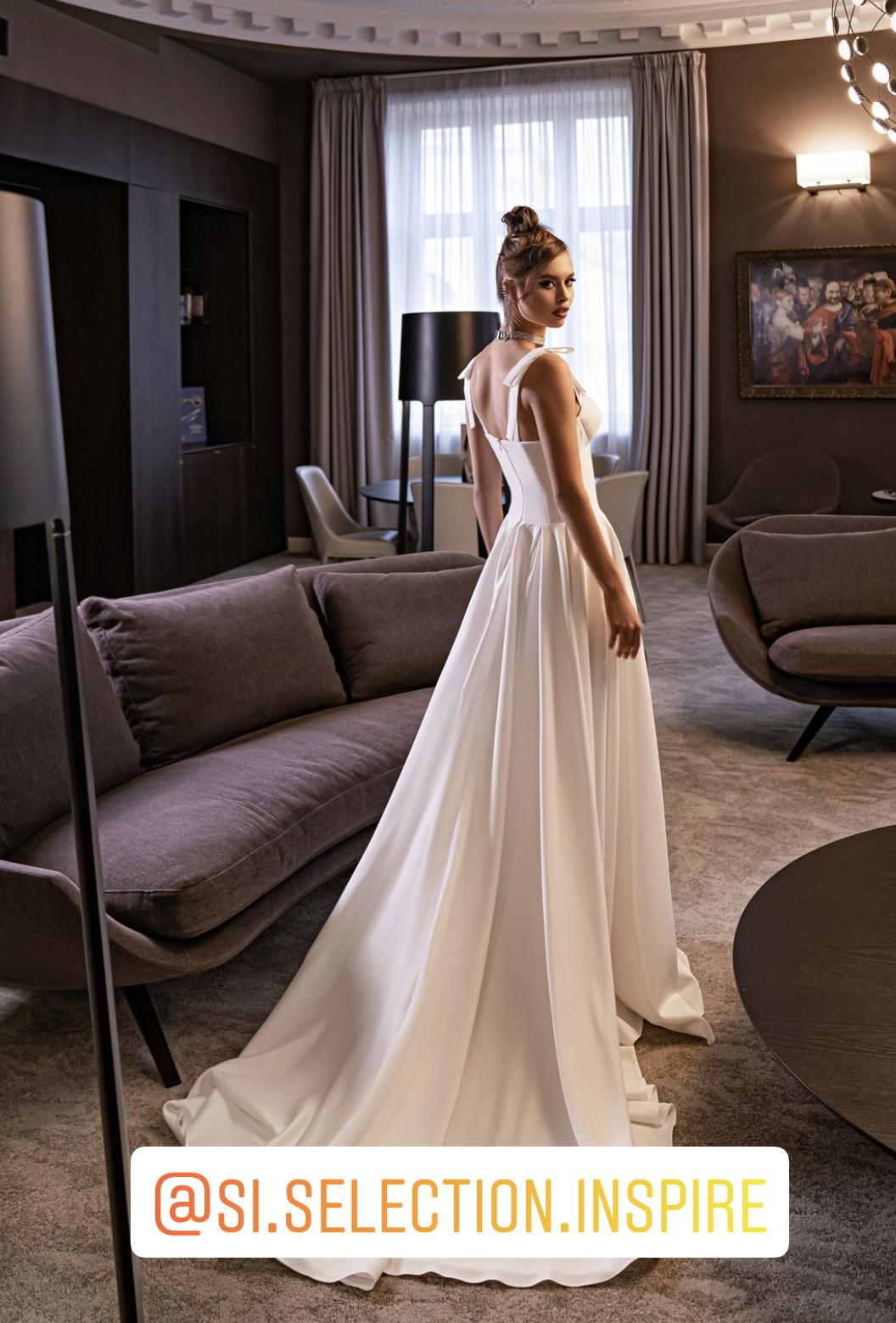 Сватбена рокля Mon