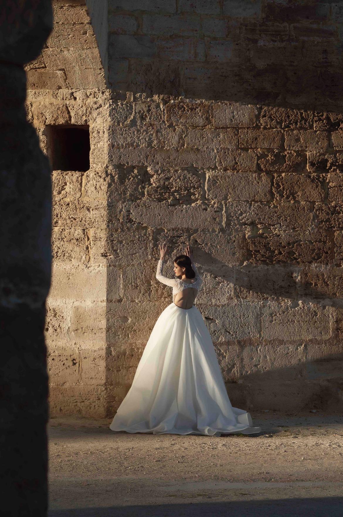 Булчинска рокля Ofelia